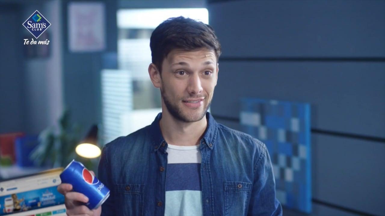 Sam's Club Pepsi